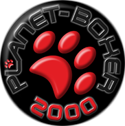 Planet-Boxer 2000 Button